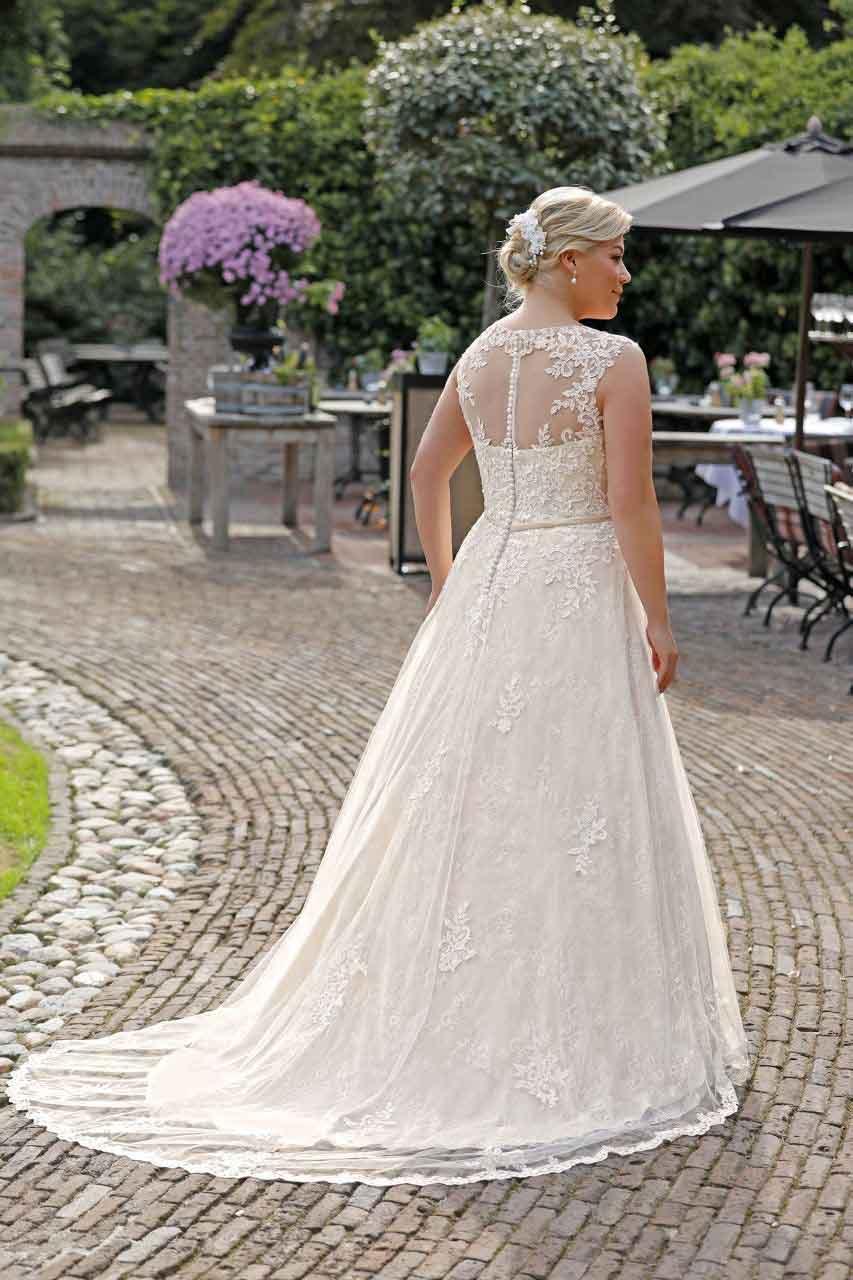 Hochzeitskleid-20003-back-Bella-Sposa