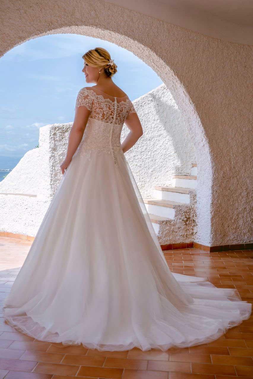 Hochzeitskleid-20126-back-Bella-Sposa
