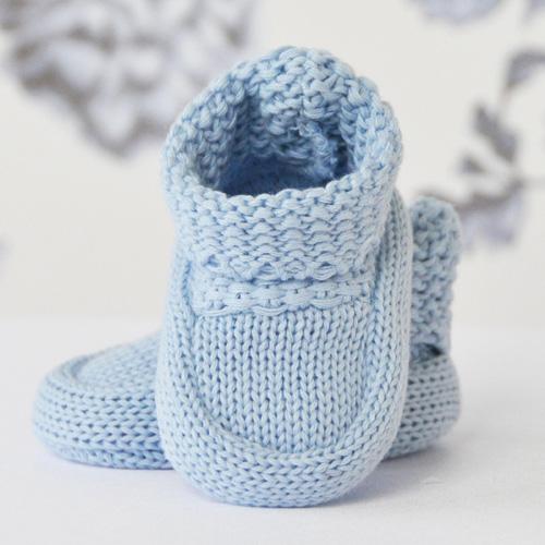 Baby-Schuhe-hellblau-Bella-Sposa