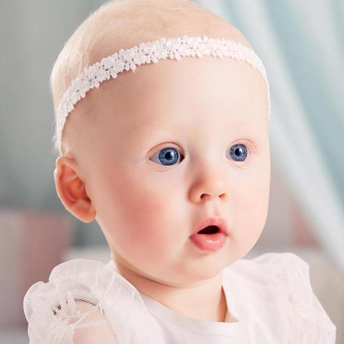 Baby-Stirnband-Taufe-Bella-Sposa