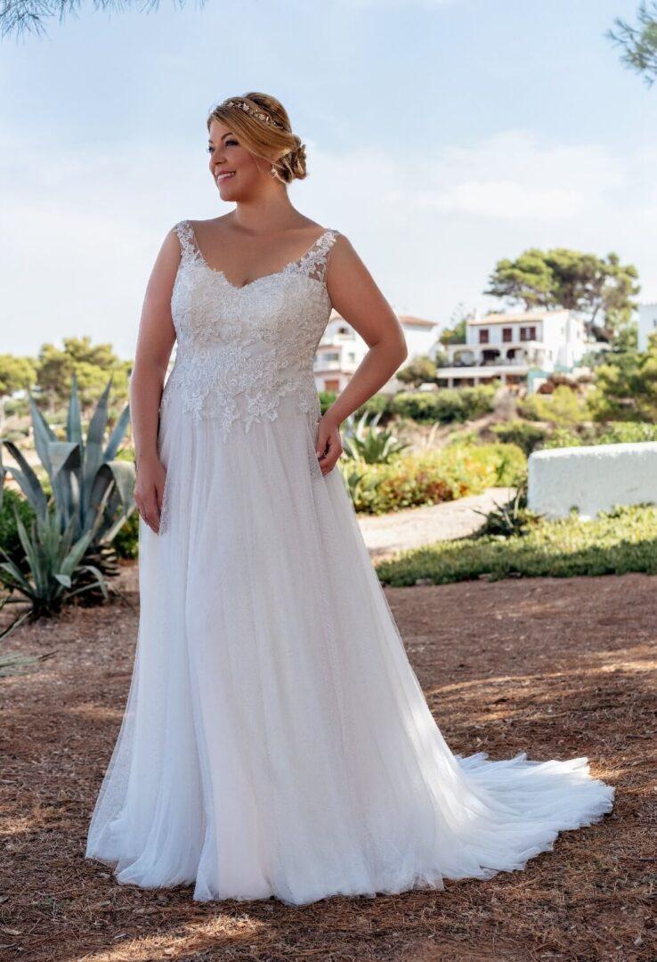 Brautkleid-Jastine